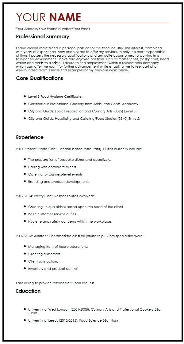 resume personal statement examples mission cv sample skills statements front office Resume Sample Resume Skills Statements