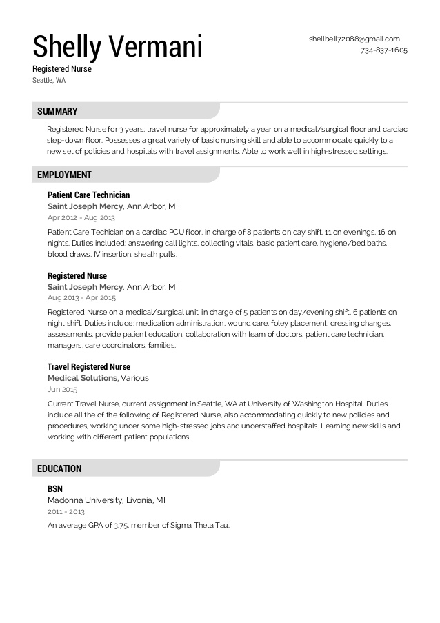 resume recent pcu rn job description for building project manager professional writing Resume Pcu Rn Job Description For Resume