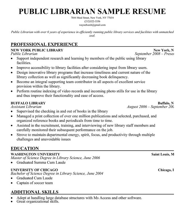 resume samples and to write companion sample examples cover letter for librarian Resume Resume Sample For Librarian