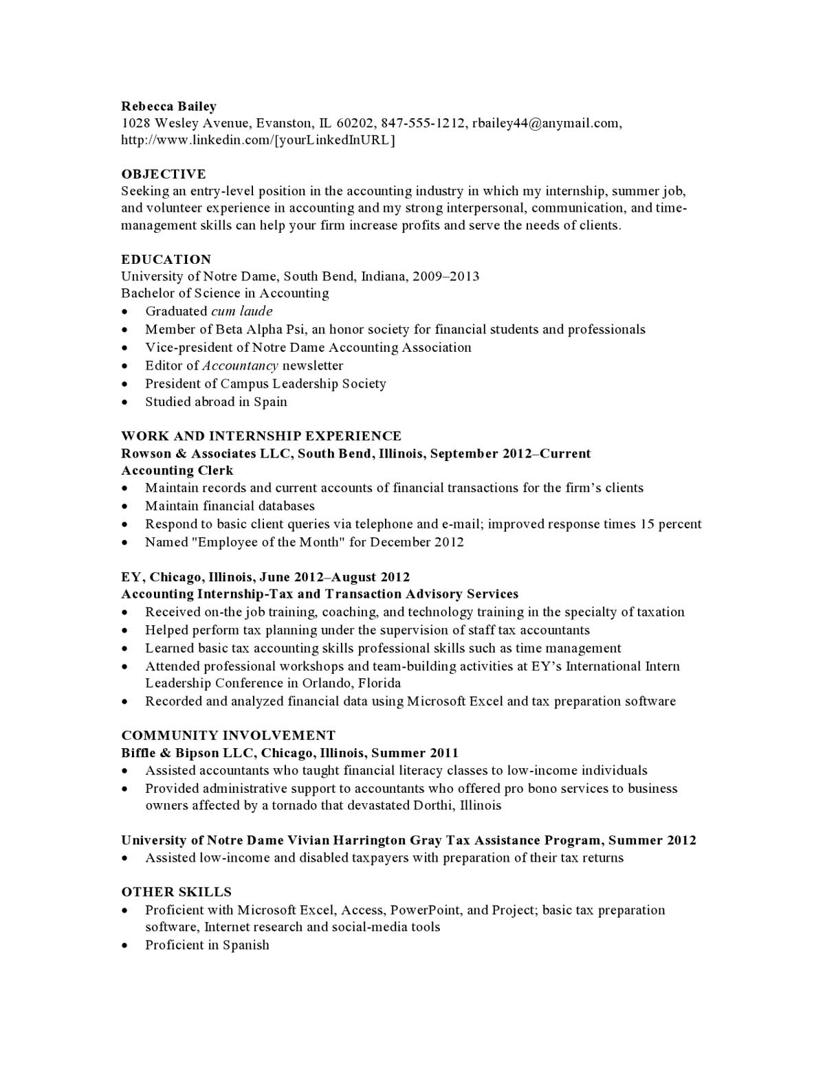 resume samples templates examples vault template with internship experience crescoact19 Resume Resume Template With Internship Experience