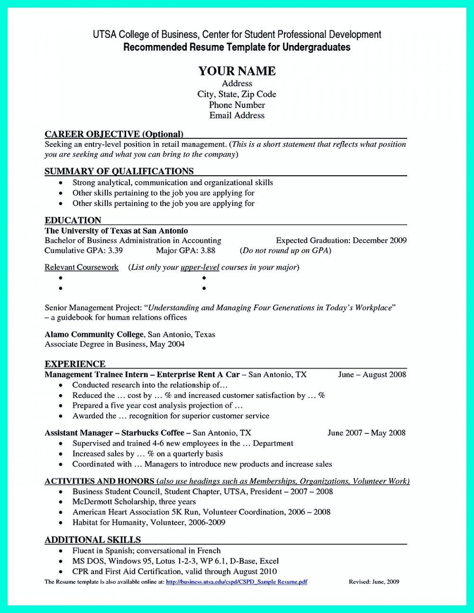 resume template for college student addictionary sample little work experience dreaded Resume Sample Resume College Student Little Work Experience
