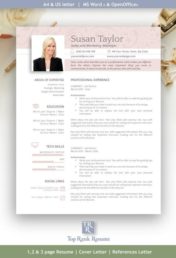 resume template free linkedin cover letter references word openoffice mac and di customer Resume Linkedin Resume Template Word