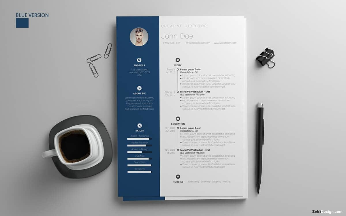 resume templates for microsoft word free creative template size of font samples over new Resume Creative Resume Word Template Free Download