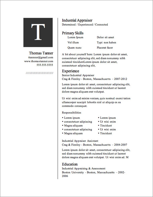 resume templates for microsoft word free primer magazine template play biotech college Resume Primer Magazine Resume Templates