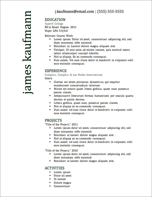 resume templates for microsoft word free primer magazine template scp biotech does now Resume Primer Magazine Resume Templates