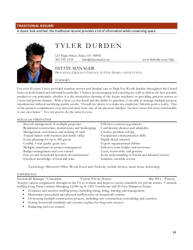 resume templates for the modern household manager private estate best search sites sample Resume Private Estate Manager Resume