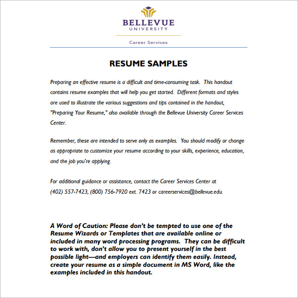 resume templates free word excel pdf formats primer magazine band sample personal care Resume Primer Magazine Resume Templates