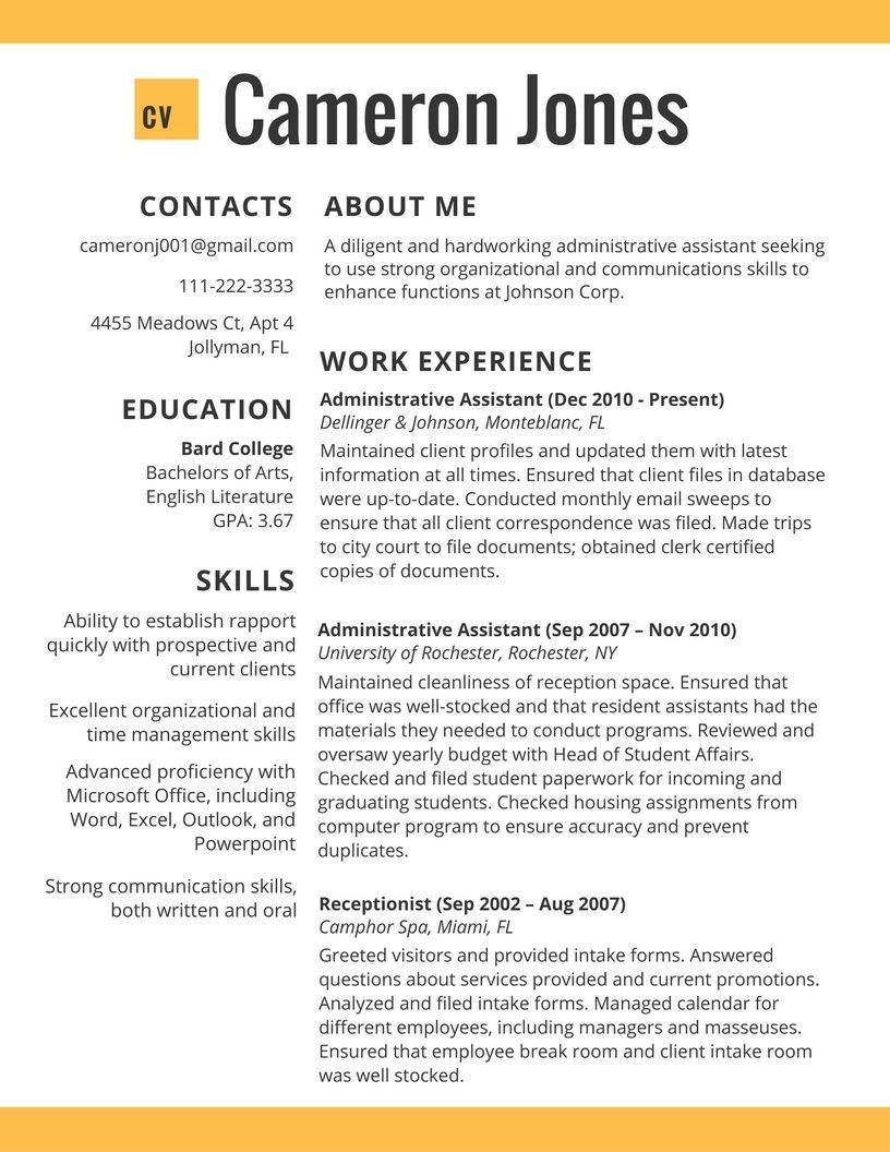 resume templates job examples good strong delivery driver high school teacher objective Resume Strong Resume Examples 2017
