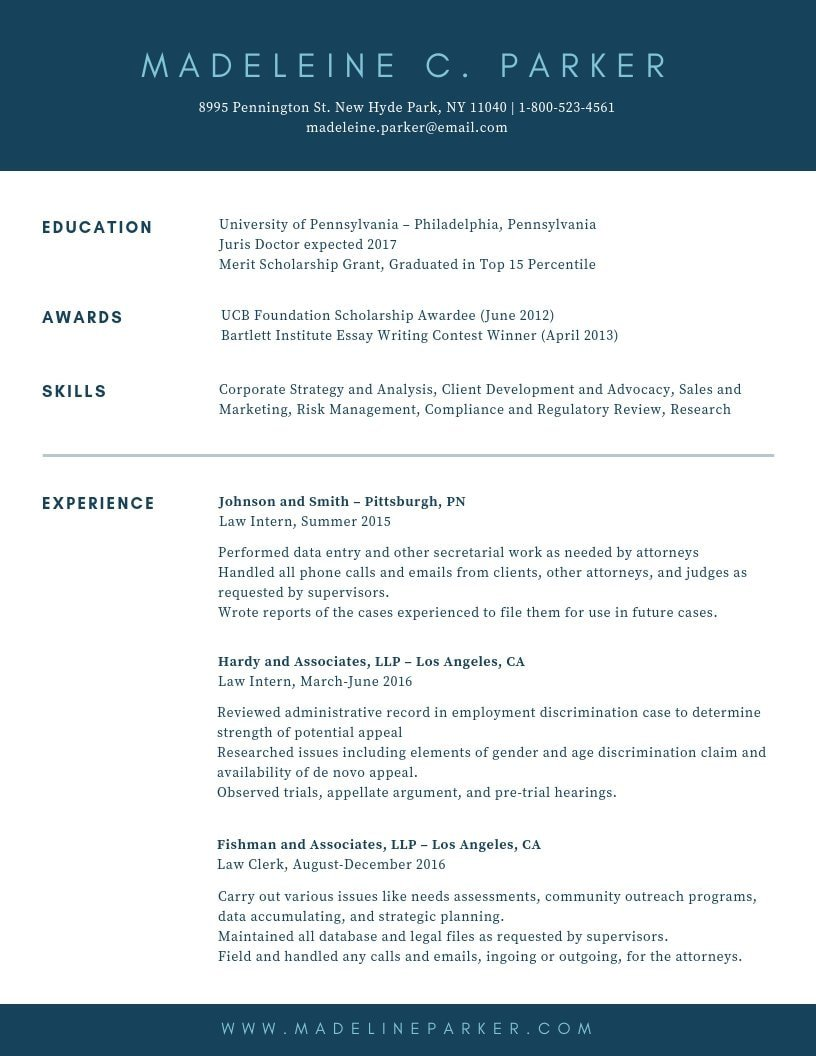 resume templates to help you get your next job floral assistant blue simple academic Resume Floral Assistant Resume