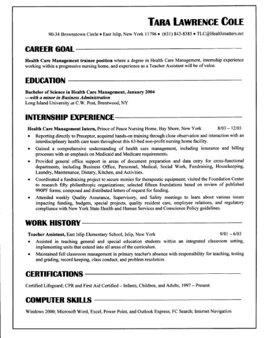 resume types chronological functional combination which is best administrative templates Resume Combination Functional Resume