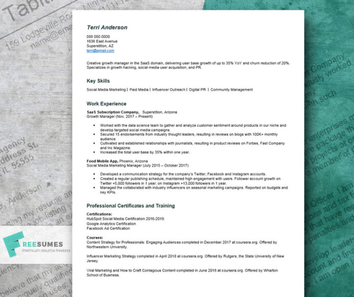 resume examples college graduate template student sample with degree chef experience for Resume Sample Resume With College Degree