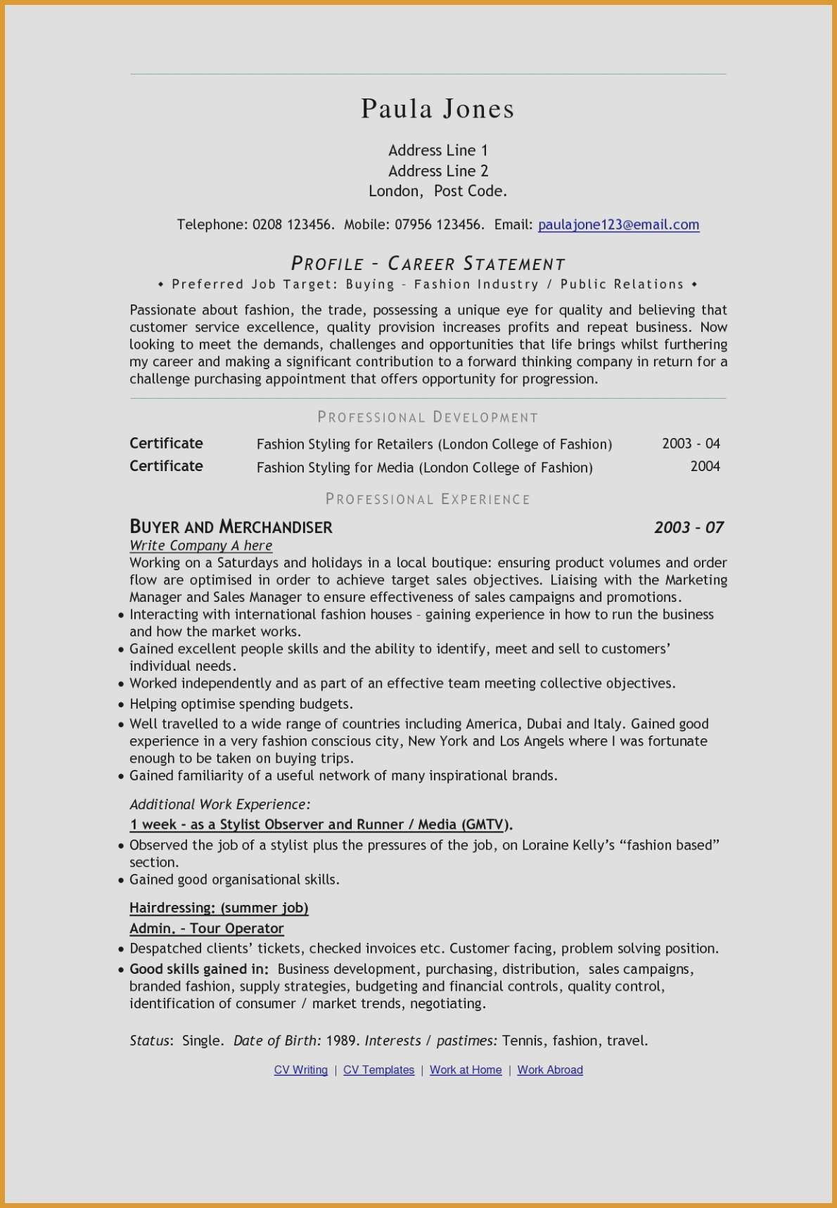 resume writing services fashion industry resumes summary examples for students simple Resume Fashion Industry Resume Services