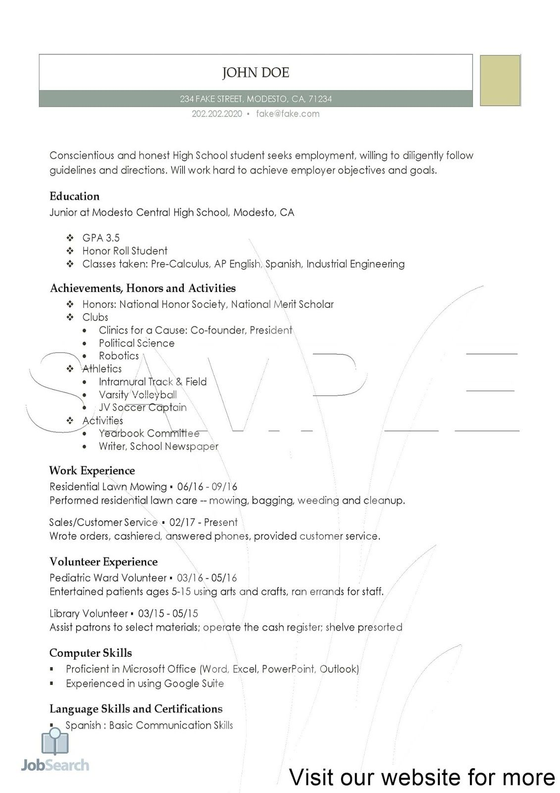 resume writing tips templates in high school students college template powerpoint health Resume Resume Writing Powerpoint High School
