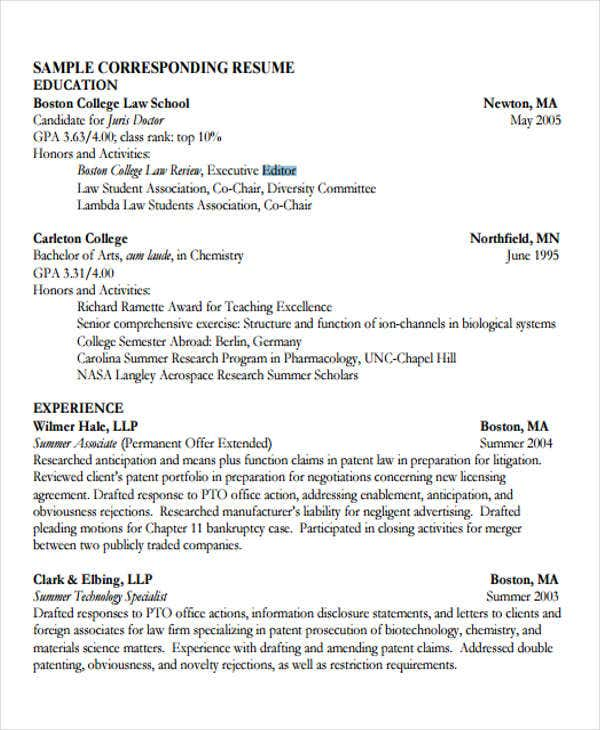 sample legal resume templates pdf free premium law school candidate editor office medical Resume Law School Candidate Resume