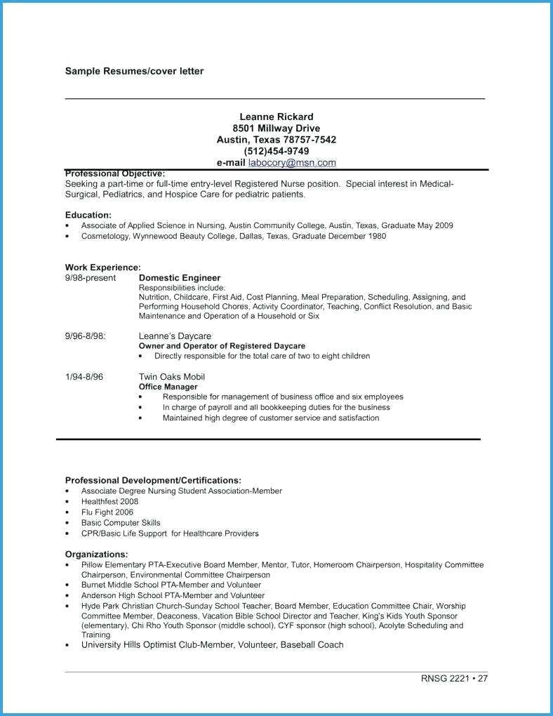 sample resume for community college teaching position lovely free job application Resume Community College Instructor Resume