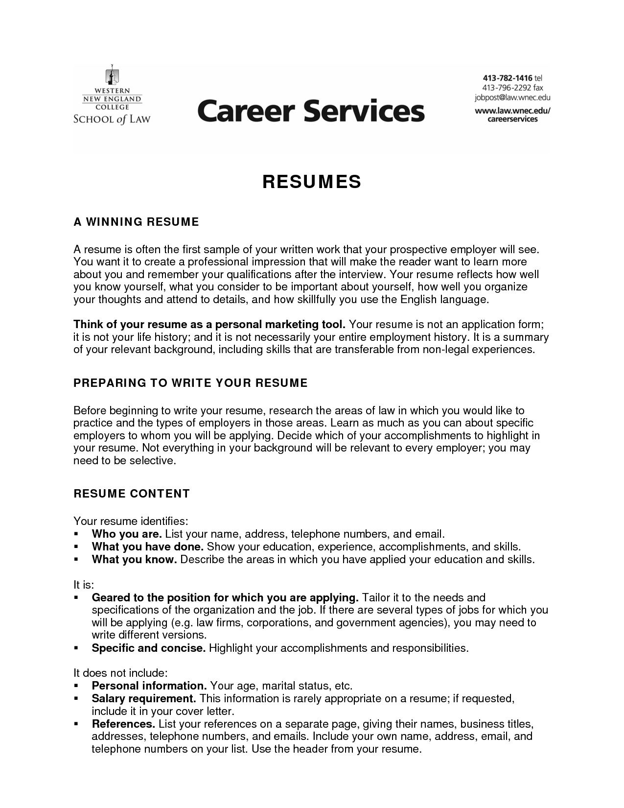sample resume objective for college student latest example career statement samples and Resume Objective For A College Resume