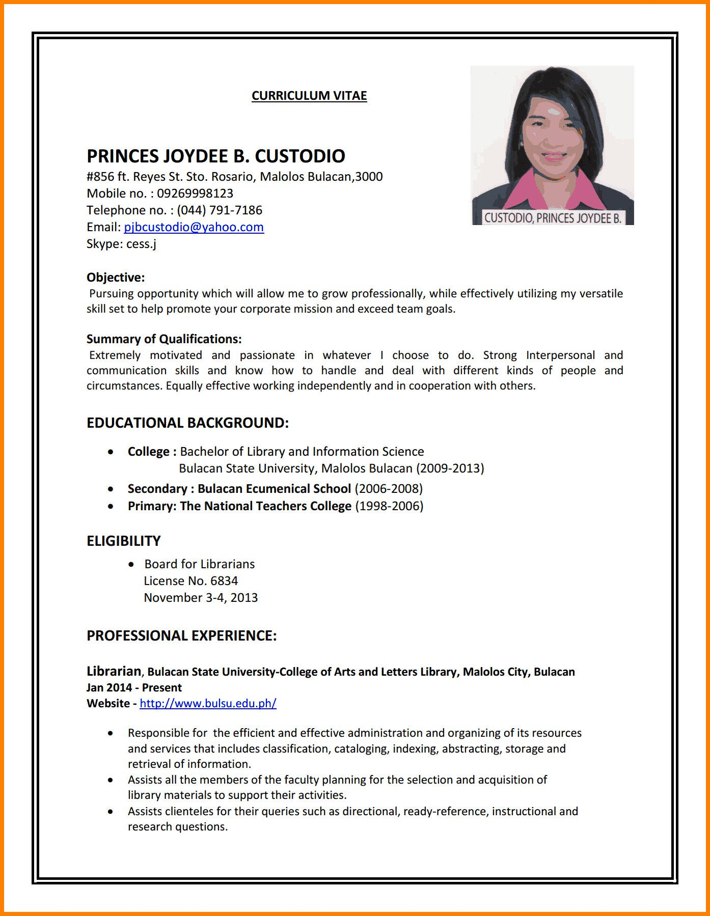sample resumes first time job seekers attractive to write cv for part resume examples Resume First Time Resume Objective Samples