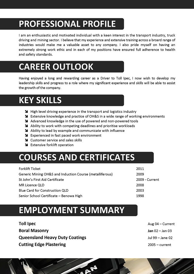 secrets to create amazing delivery driver resume fueloyal skills for good summary Resume Skills For Delivery Driver Resume