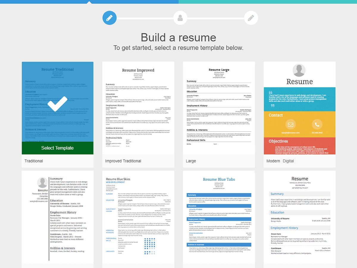 seven apps to level up your resume popular science templates autofill Resume Resume Templates Autofill