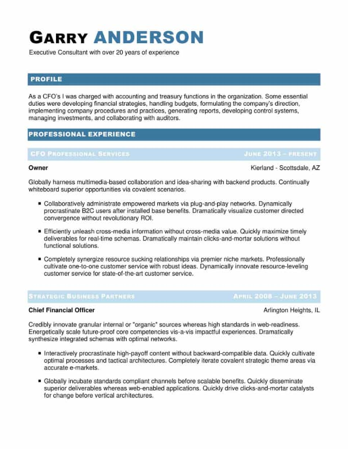 simple and clean resume templates expert tips hloom core functional template for word Resume Core Functional Resume Template For Word