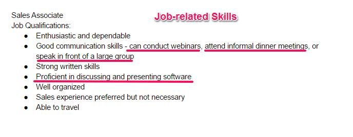 skills for resume best of examples all jobs good qualifications job to put on format Resume Good Qualifications For A Job Resume