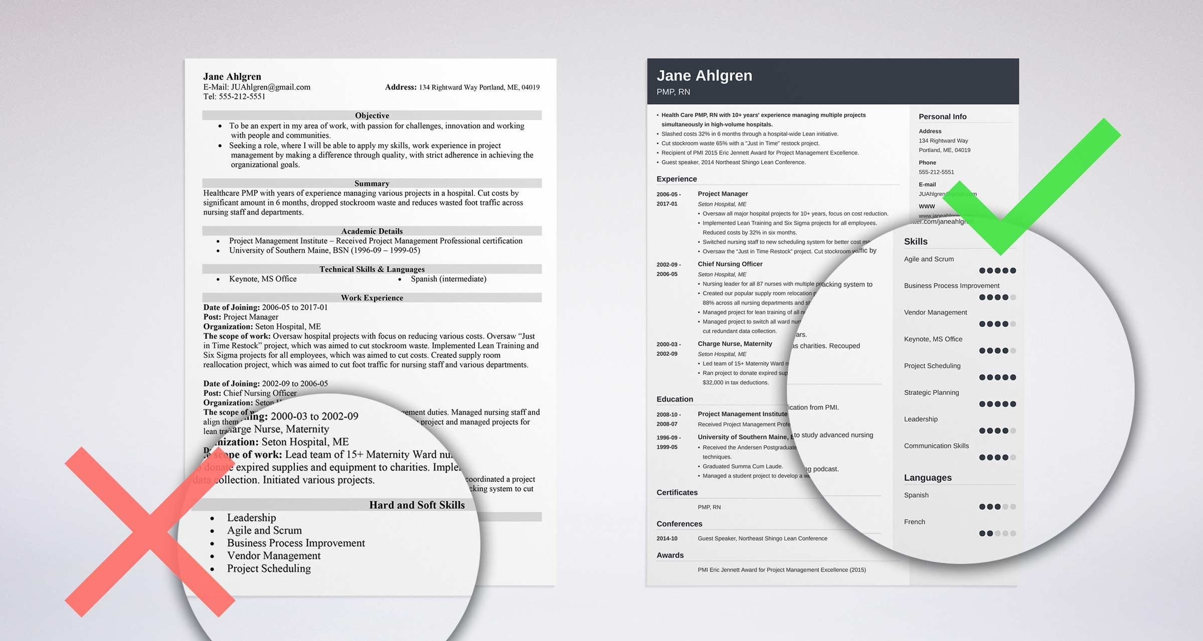 skills for resume best of examples all jobs you should put on your resume1 canva fresher Resume Skills You Should Put On Your Resume
