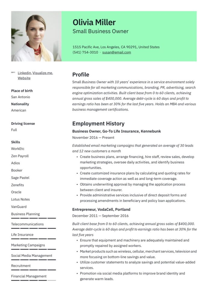 small business owner resume guide examples pdf former example scaled manual testing Resume Former Business Owner Resume