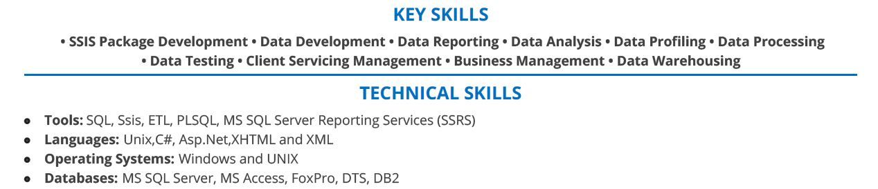 ssis resume blog complete guide with examples ssrs for years experience skills trauma Resume Ssrs Resume For 3 Years Experience