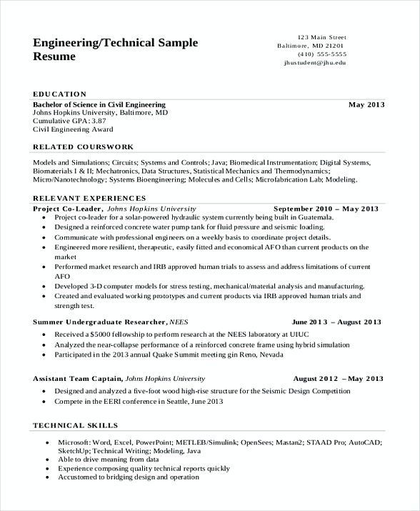 technical engineering resume software manager if you are seeki free template word Resume Software Engineering Manager Resume