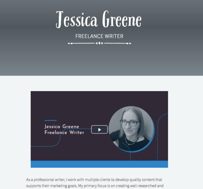 the best resume software for adobe spark examples google book field organizer example Resume Adobe Spark Resume Examples