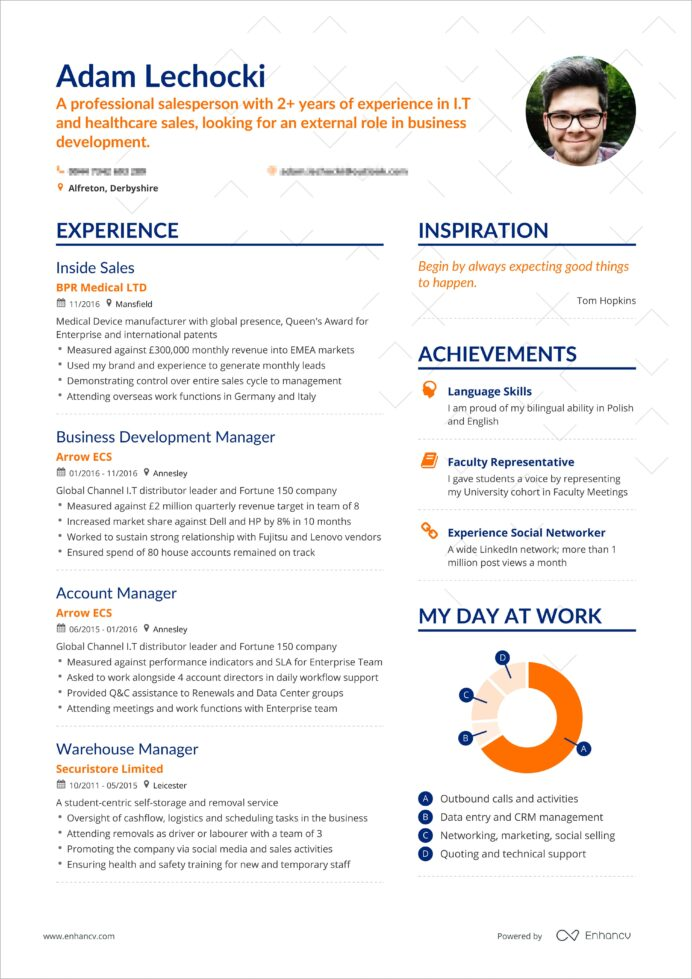 the influence of resume paper in getting job with examples for interview adam lechocki Resume Resume Paper For Interview