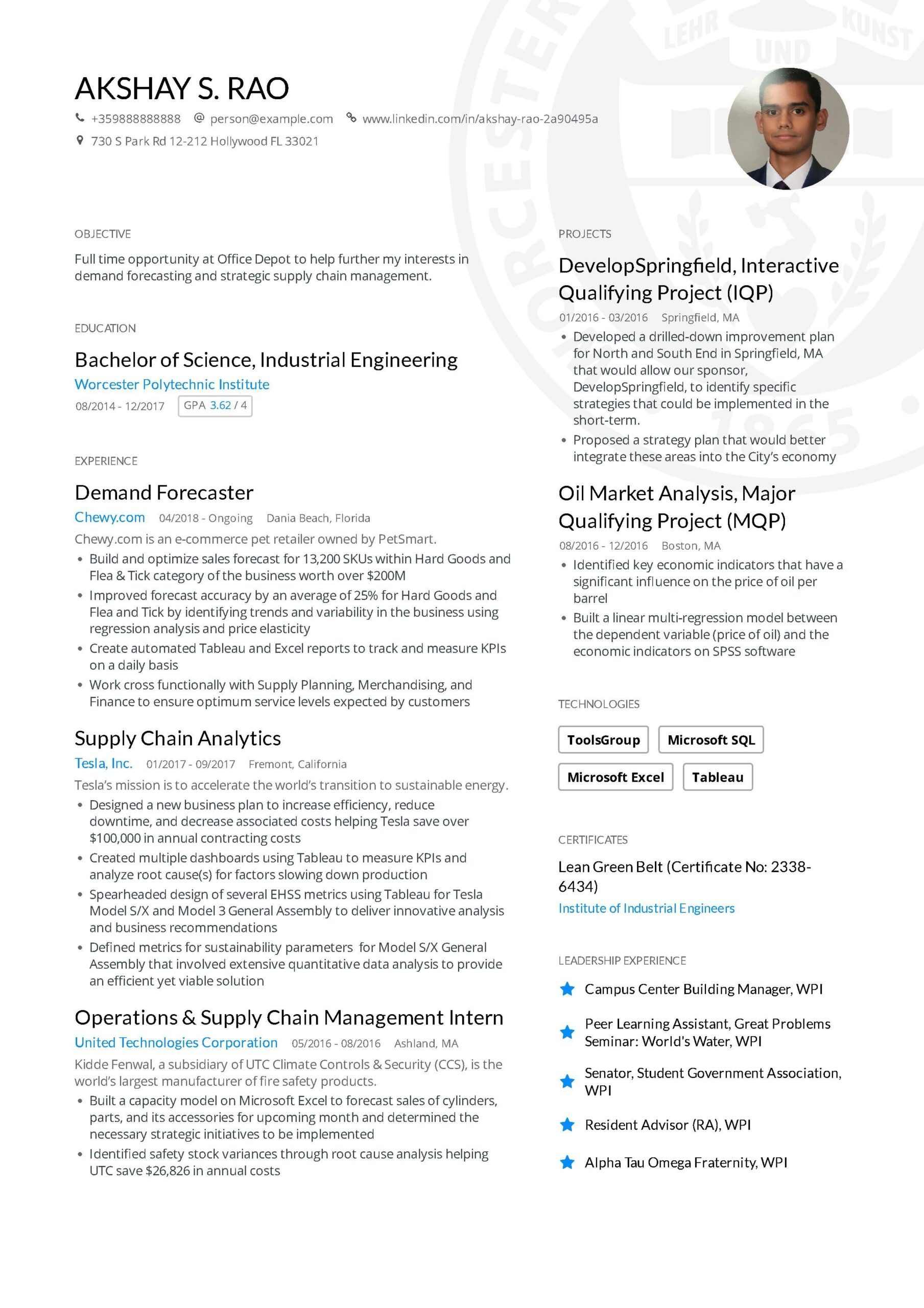 the ultimate guide to engineering resume examples in technical chronological meaning Resume Technical Resume Examples 2019