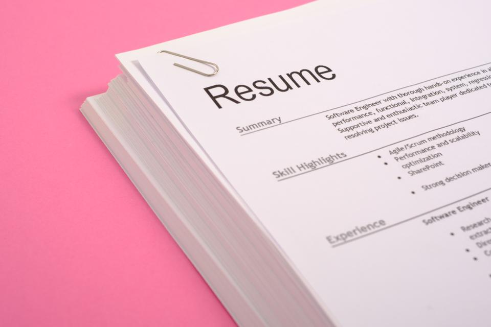 time to update your résumé here one secret use brief background summary for resume Resume Brief Background Summary For Resume