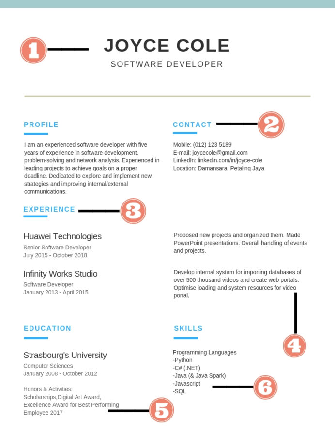 tips to make your resume stand out in jobstore careers blog for making great blue lines Resume Tips For Making A Great Resume