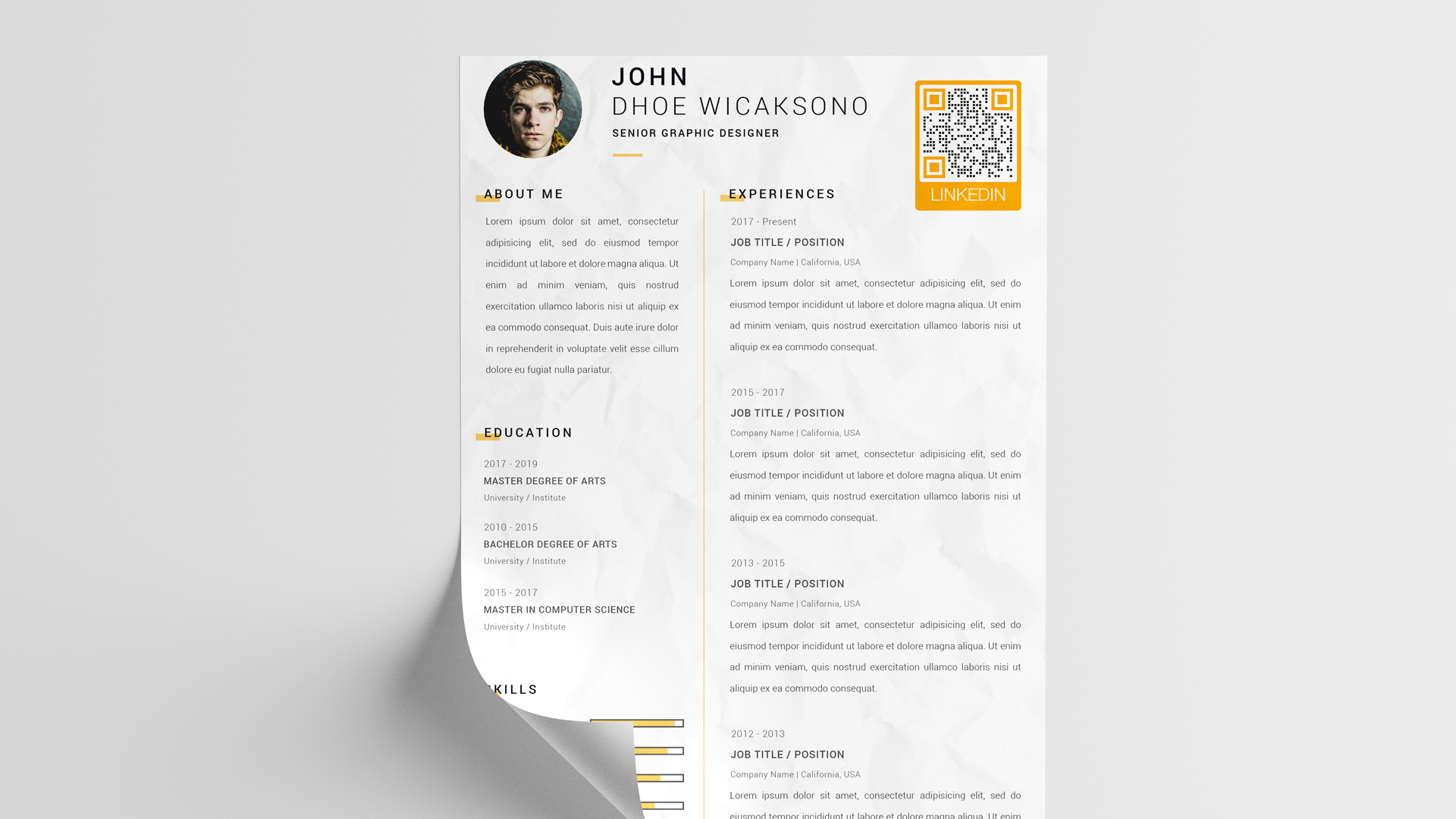 to create linkedin qr code in steps ultimate guide free custom maker and creator with Resume Linkedin Qr Code On Resume