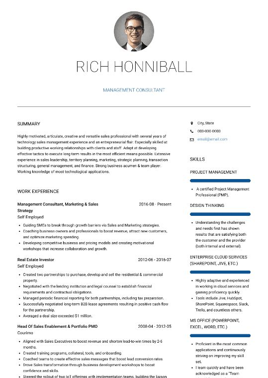 to create self employed resume and impress the employer examples res3 transportation Resume Self Employed Resume Examples
