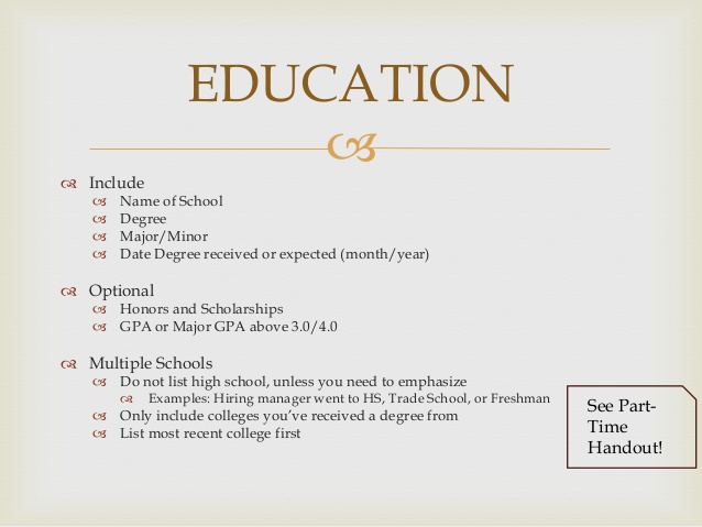 to high school degree on resume style received workshop sample duties and Resume Degree Received On Resume