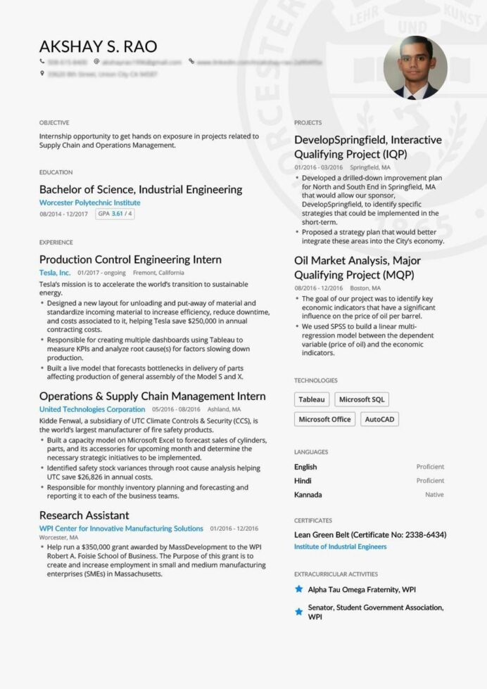 to make resume that stands out in guide creating akshay full distribution service reviews Resume Creating A Resume That Stands Out