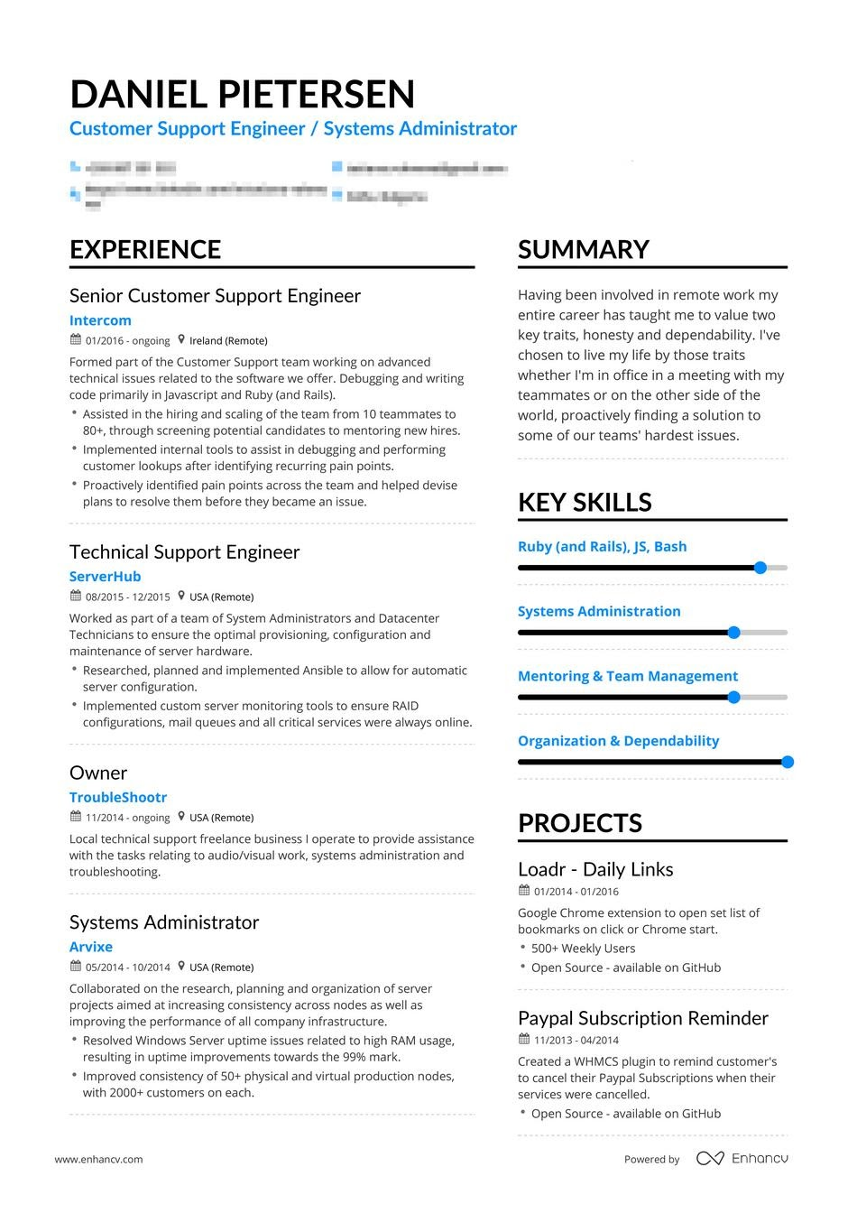 to make resume that stands out in guide creating daniel full media analyst commis chef Resume Creating A Resume That Stands Out