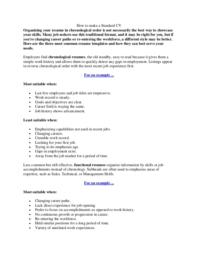 to make standard cv reentering the workforce resume examples computer hardware technician Resume Reentering The Workforce Resume Examples
