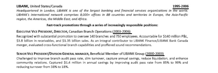 to properly promotions certifications on resume for internal promotion libank stacked Resume Resume For Internal Promotion