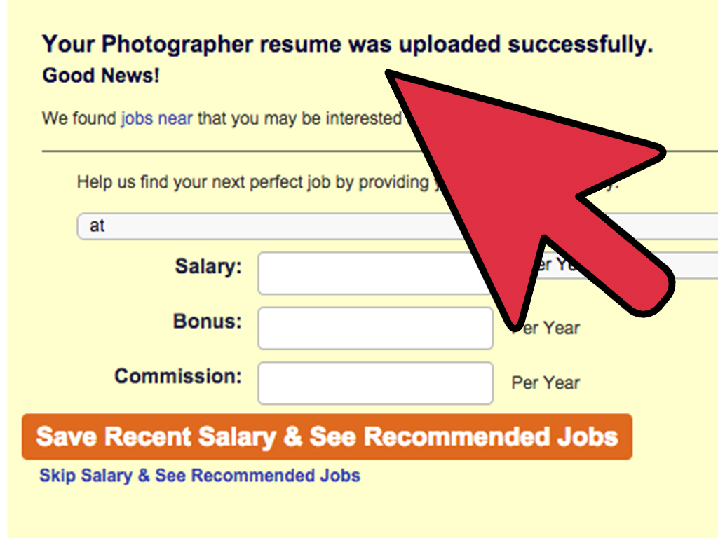to upload an existing resume on careerbuilder steps builder step version cpc examples law Resume Careerbuilder Resume Builder
