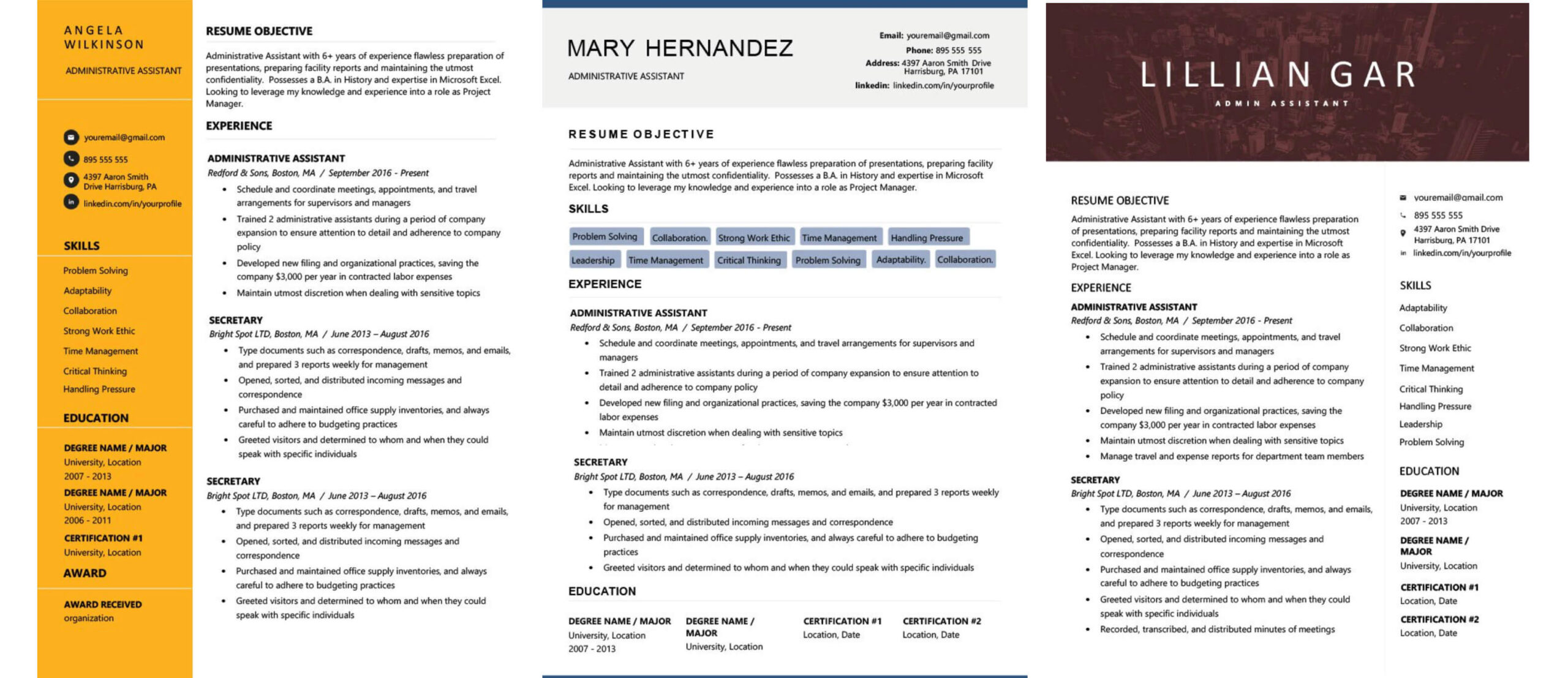 to write great data science resume dataquest personal experience creative templates Resume Resume Personal Experience