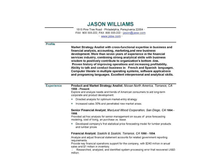 to write personal statement for your resume with examples value proposition example2 hope Resume Value Proposition Resume