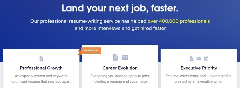top best resume writing services review career sidekick professional topresume guide Resume Professional Resume Review