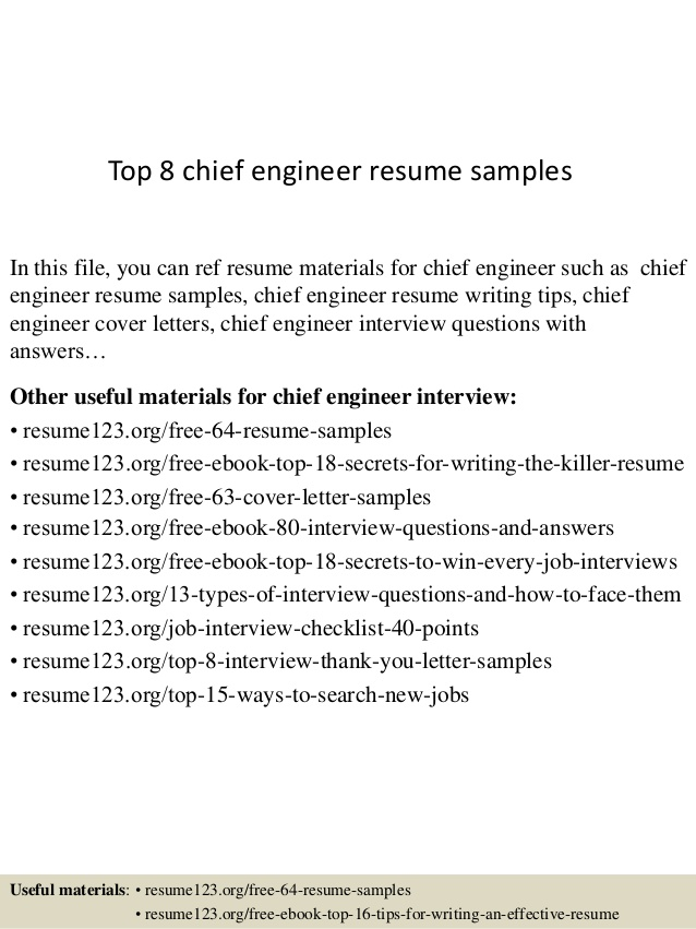top chief engineer resume samples marine sample nanny examples high school for college Resume Marine Chief Engineer Resume Sample