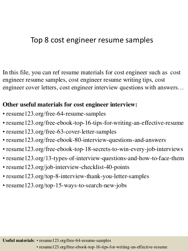 top cost engineer resume samples entry level rf sample examples professional experience Resume Entry Level Rf Engineer Resume Sample