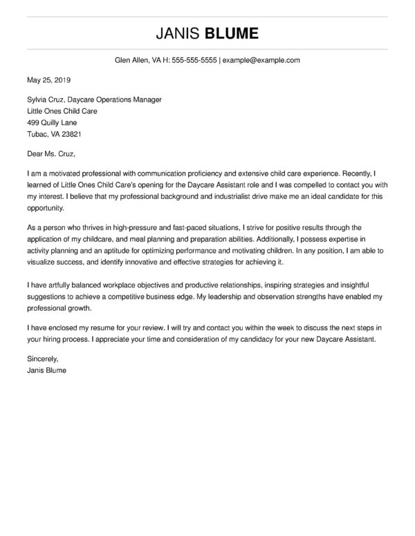 top cover letter templates get hired livecareer format of resume and janis professional1 Resume Format Of Resume And Cover Letter
