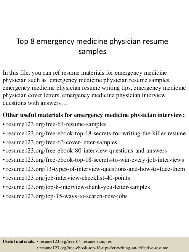 top emergency medicine physician resume samples assistant psychiatric charge nurse junior Resume Emergency Medicine Physician Assistant Resume