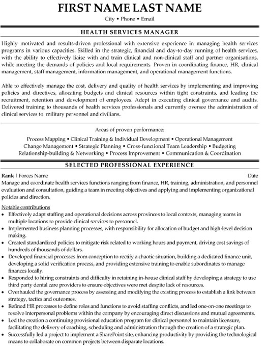 top military resume templates samples service on sample health services manager photoshop Resume Military Service On Resume Sample